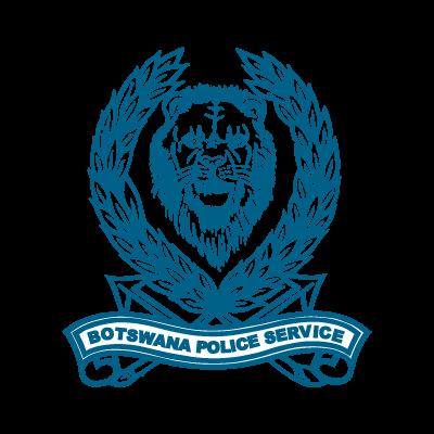 Botswana Police logo vector logo