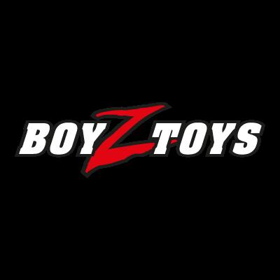 Boyztoys Racing logo vector logo