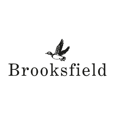 Brooksfield logo vector logo