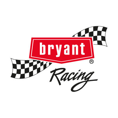 Bryant Racing logo vector logo