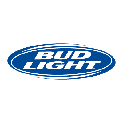 Bud Light logo vector logo