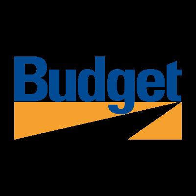 Budget logo vector logo