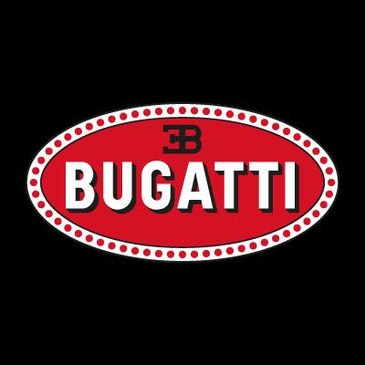 Bugatti logo vector logo