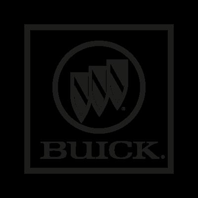 Buick Black logo vector logo