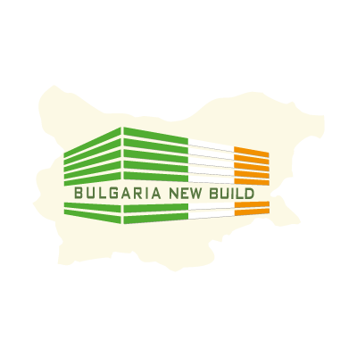 Bulgaria New Build logo vector logo