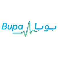 BUPA Middle East logo