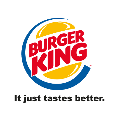 Burger King BK logo vector logo