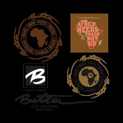 Butta logo vector logo