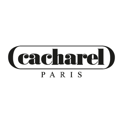 Cacharel Paris logo vector logo