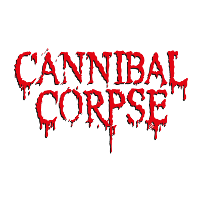 Cannibal Corpse logo vector logo