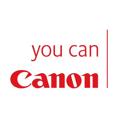Canon You Can logo vector logo