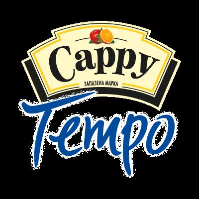 Cappy Tempo logo vector logo