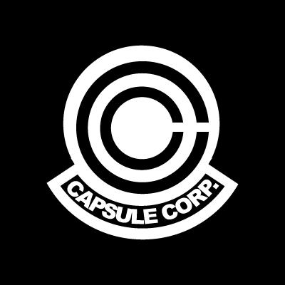 Capsule Corp logo vector logo
