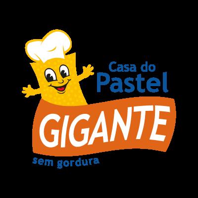 Casa do Pastel Gigante logo vector logo