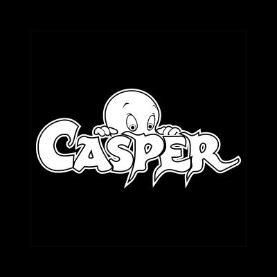 Casper Black logo vector logo