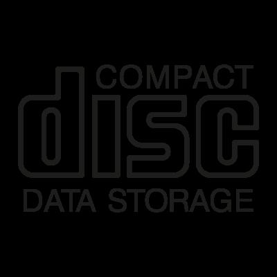 CD Data Storage logo vector logo