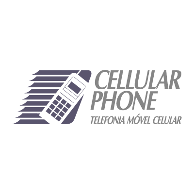 Cellular Phone logo vector logo