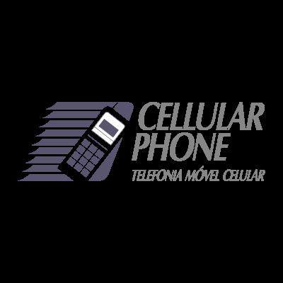 Cellular Phone logo vector logo