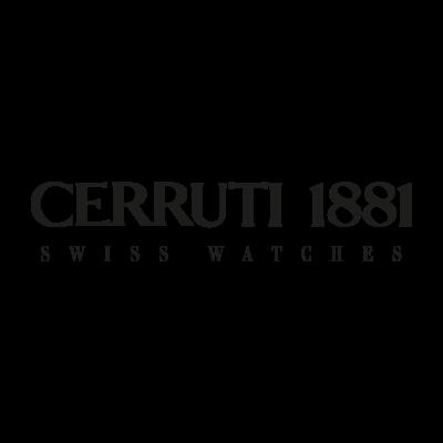 Cerruti 1881 logo vector logo
