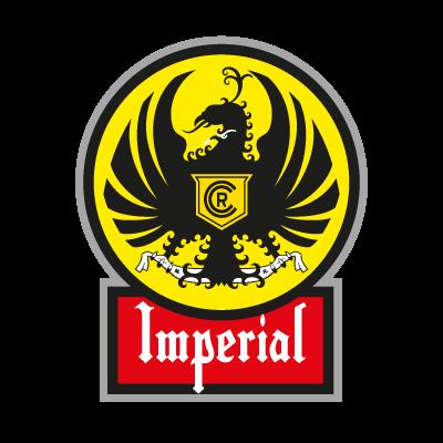 Cerveza imperial logo vector logo