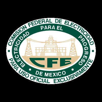CFE Mexico logo vector logo
