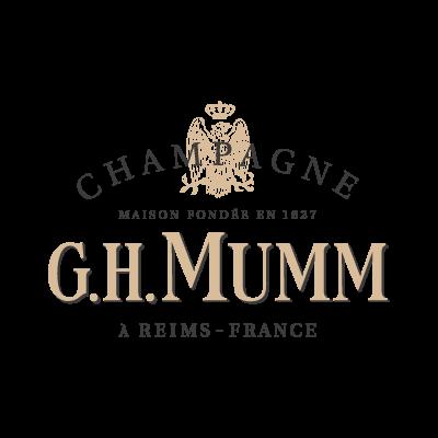 Champagne mumm logo vector logo