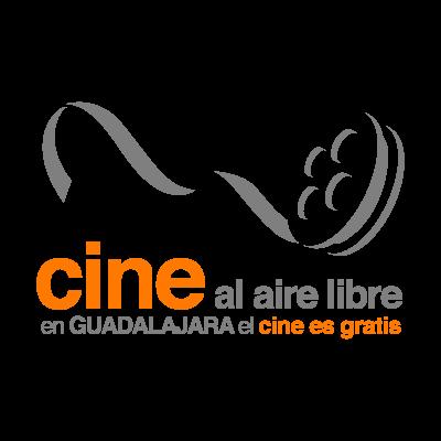 Cine al Aire Libre logo vector logo