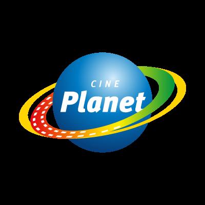 CinePlanet logo vector logo