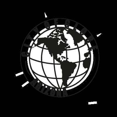 City of Globe logo vector logo