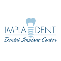 Clinica dental Impladent logo