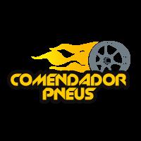 Comendador pneus logo