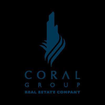 Coral Group logo vector logo