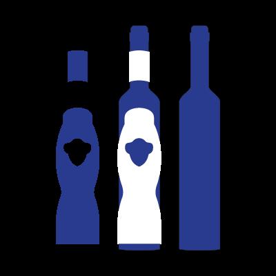 Corralejo, Botella logo vector logo