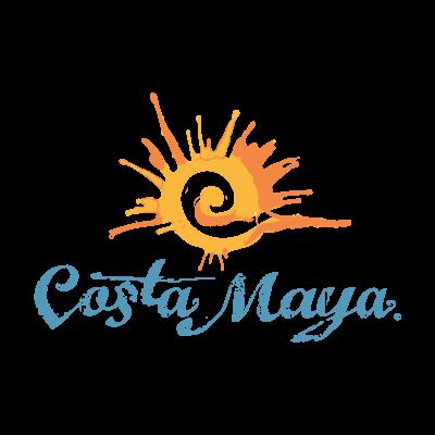 Costa Maya logo vector logo