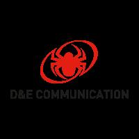 D&E Communication logo