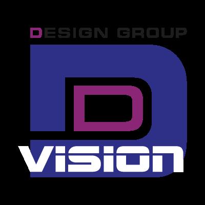 D Vision logo vector logo
