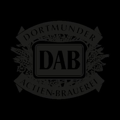 DAB logo vector logo