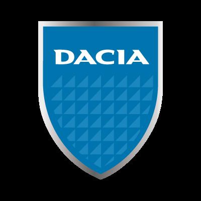 Dacia Auto logo vector logo