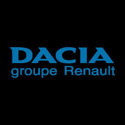 Dacia logo vector logo