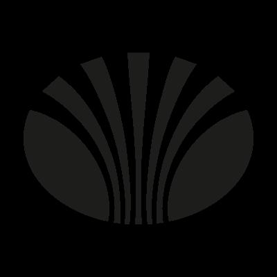 Daewoo Black logo vector logo