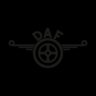 DAF Classic logo vector logo