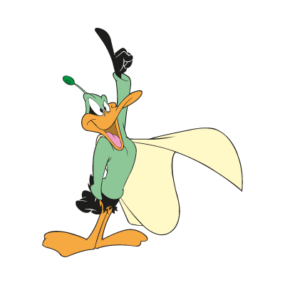 Daffy Duck 2 vector logo