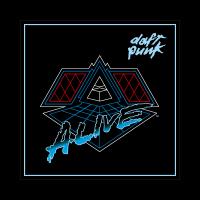 Daft Punk Alive 2007 logo