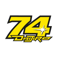 Daijiro Kato 74 logo