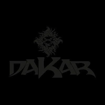 Dakar logo vector logo