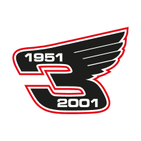Dale Earnhardt Wings vector logo