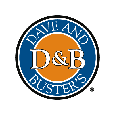 Dave And Buster's logo vector logo