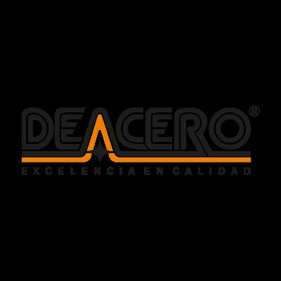 De Acero logo vector logo