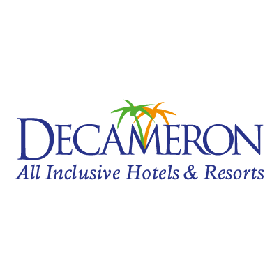 Decameron logo vector