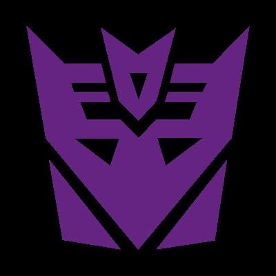 Decepticos logo vector logo
